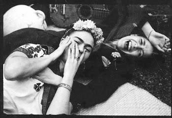 Chavela Vargas&Frida Kahlo
