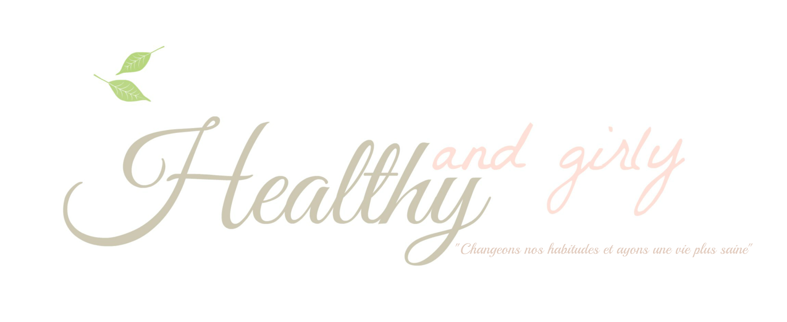 Healthy and Girly