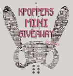 Kpoppers Mini Giveaway by Fiqizumi