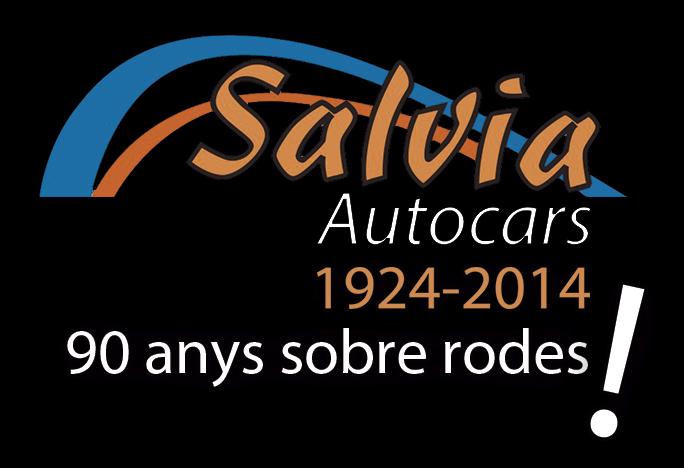 Autocars Salvia, autocars de Ponent