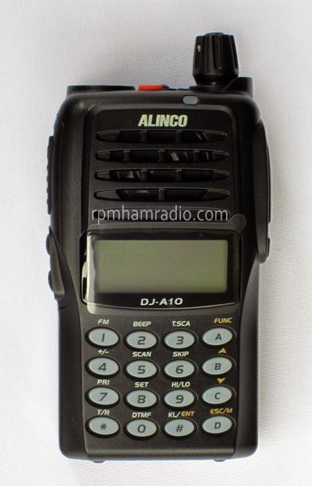 HT ALINCO DJ-A10