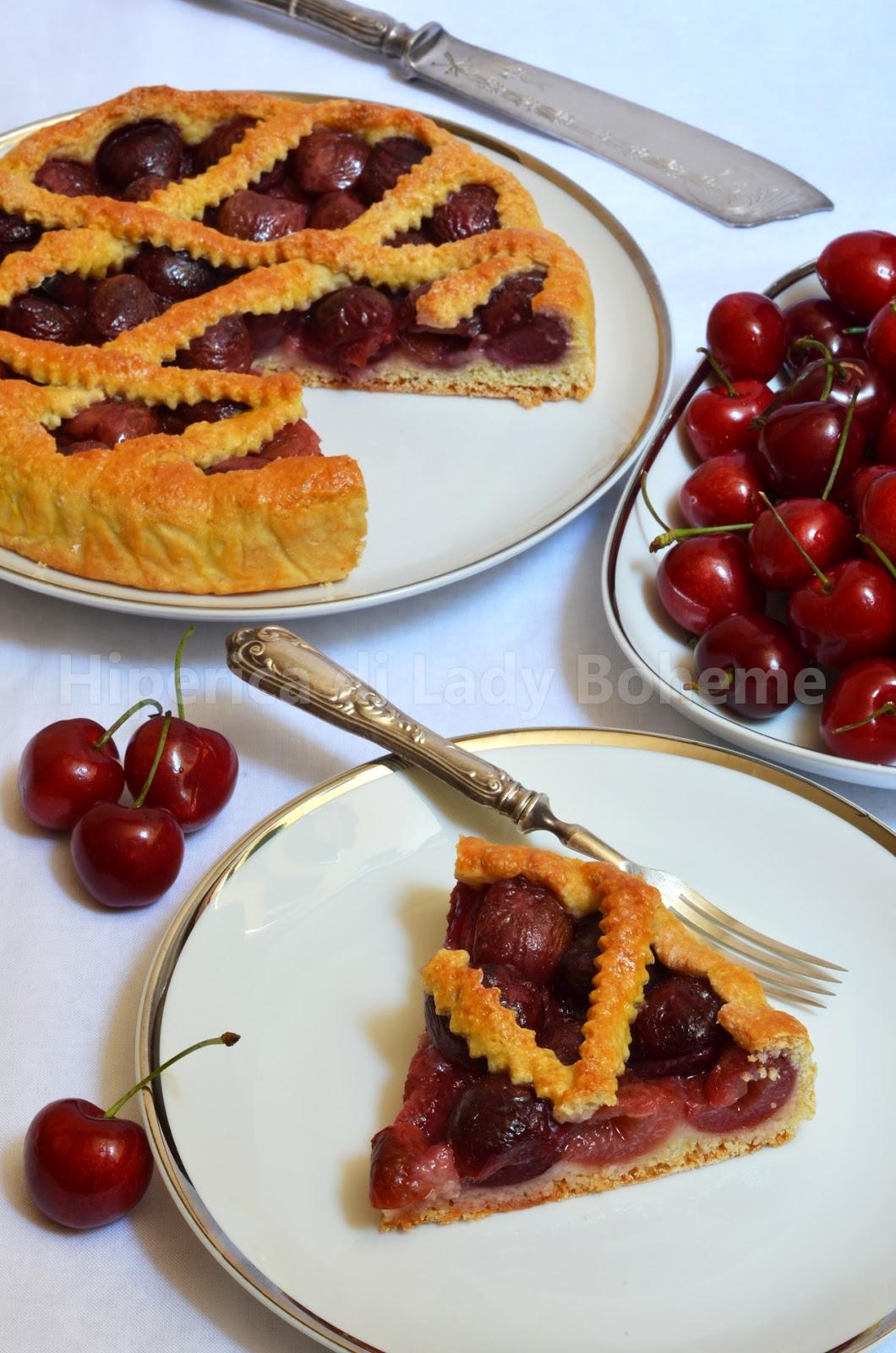 hiperica_lady_boheme_blog_cucina_ricette_gustose_facili_veloci_crostata_di_ciliegie_fresche_2