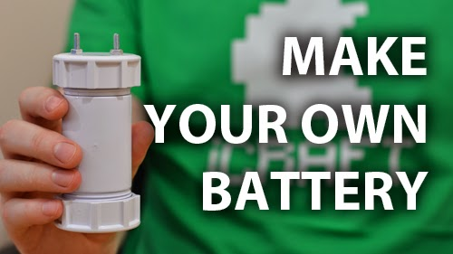 Make Your Own Battery