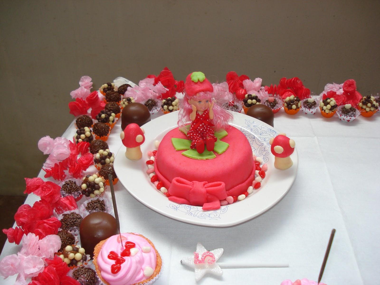 Beija flor Cor de Rosa Aniversário Surpresa da Minha Sobrinha Festa