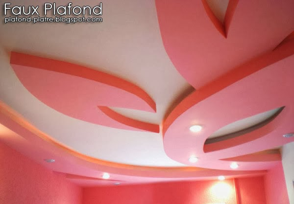 Moved permanently for Faux plafond platre salon