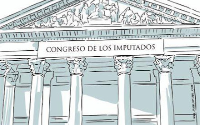 congreso, imputados