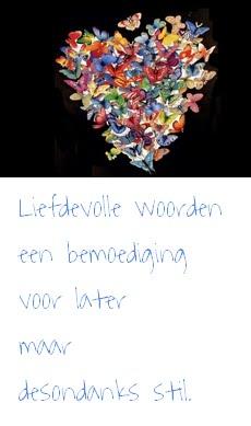 liefdevolle woorden
