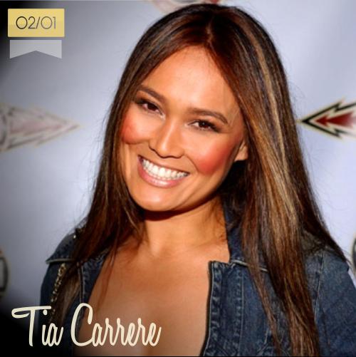 2 de enero | Tia Carrere - @TiaCarrere | Info + vídeos