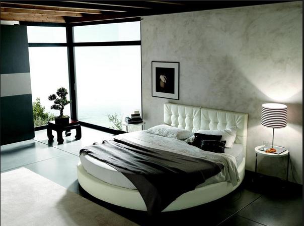 Modern Interior Home Design For Bedroom