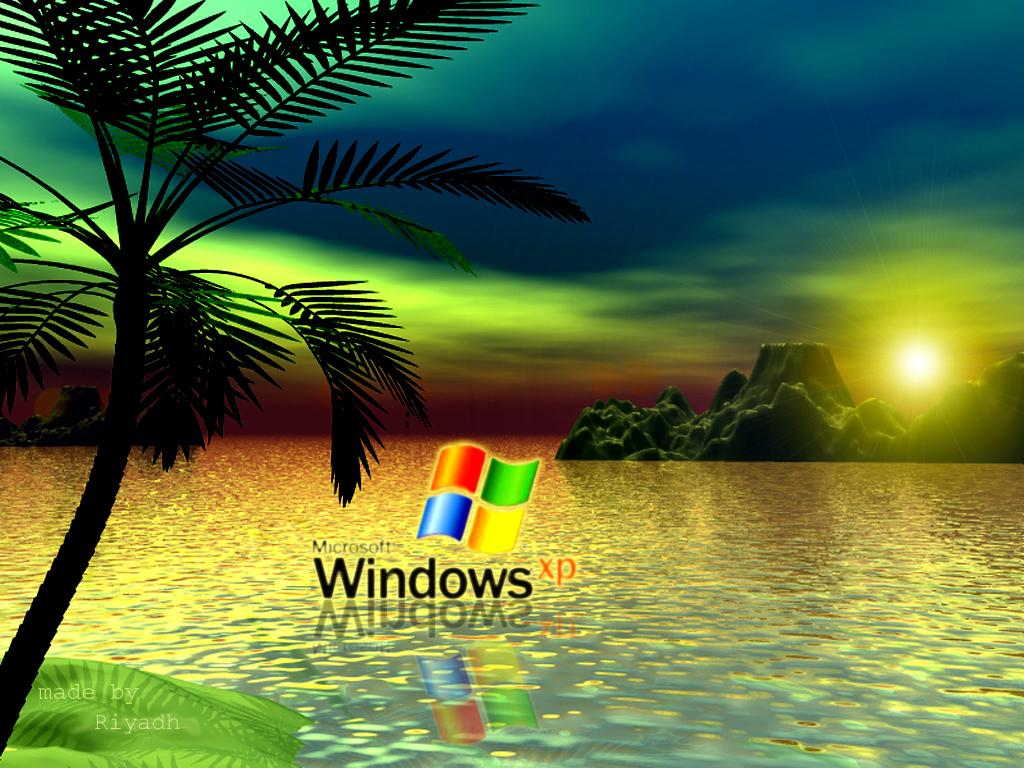 Windows XP Green Land SP3 | 626 Mb