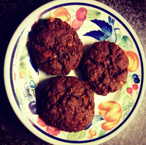 Cornflake Afghan Cookies