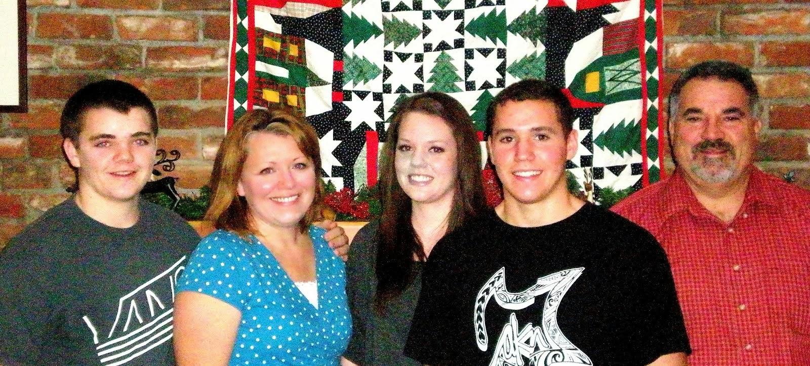 Elder Ferrara's Family