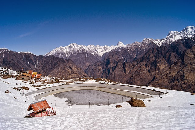 beautful wallpapers and images of Auli Uttarakhand