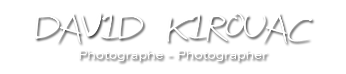 David Kirouac Photographe(r)