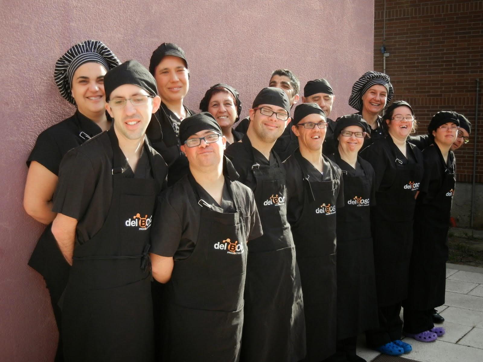 El nostre equip de pastisseria