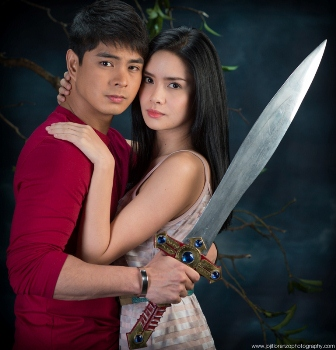 Coco Martin and Erich Gonzales team up in Juan dela Cruz