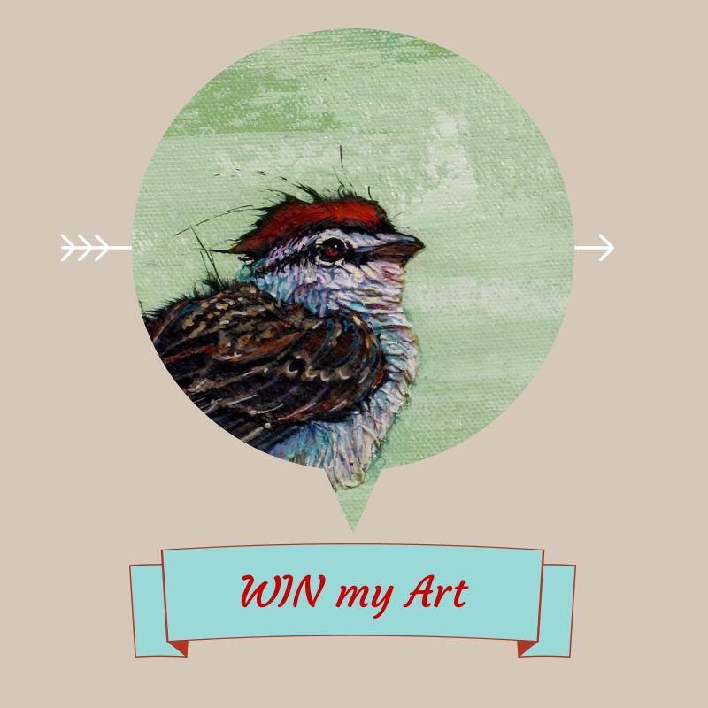 Win my art winner