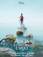 Alicia a través del Espejo (2016) (Alice Through the Looking Glass)
