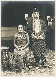 Ilustrasi Raden Adipati Aria Arungbinang VII (1930). Sumber Internet