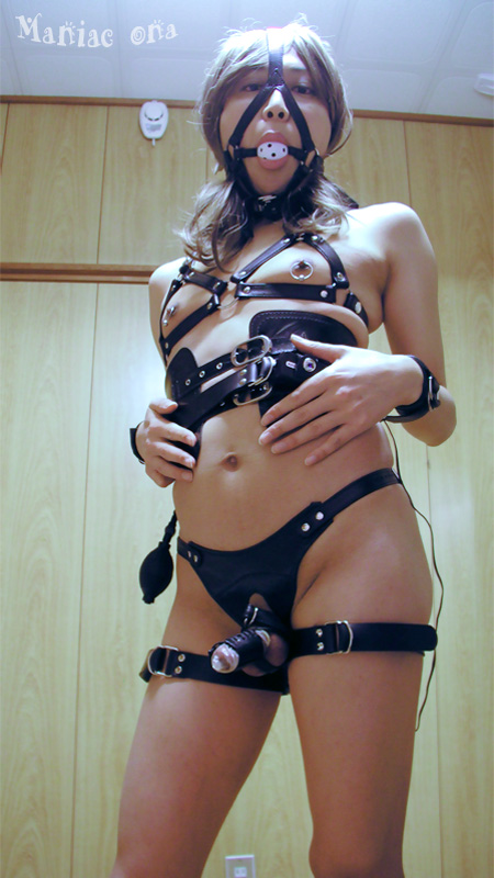 Chastity shemale image xxx photo