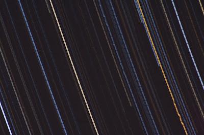 true star color blur