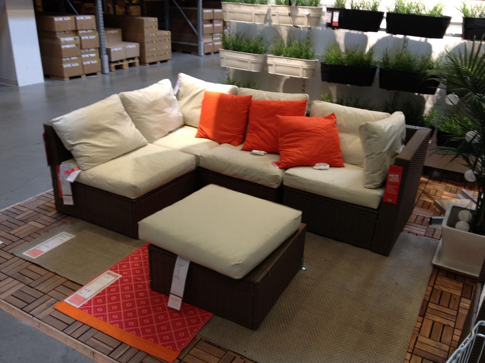 Ikea patio furniture arholma roselawnlutheran for Outdoor furniture ikea