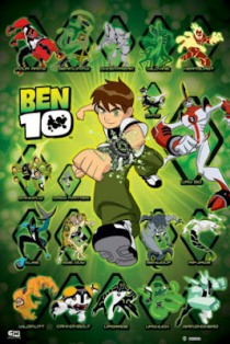 Ben 10 Download Ben 10   1ª, 2ª, 3ª e 4ª Temporada AVI Dublado