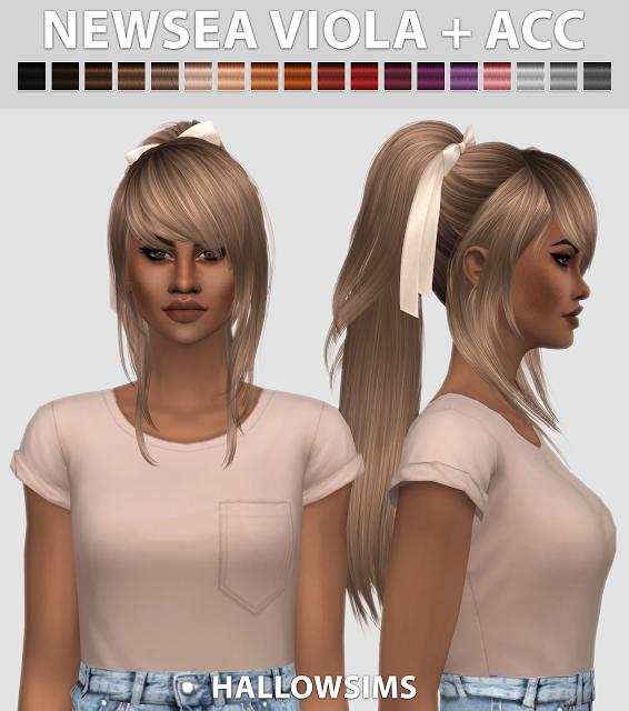 Моды симс 4 прически женские длинные волосы
