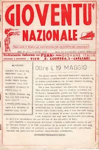 CAGLIARI - GIUGNO 1968