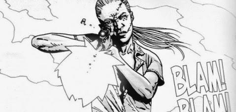 Andrea The Walking Dead La Tropa Friki