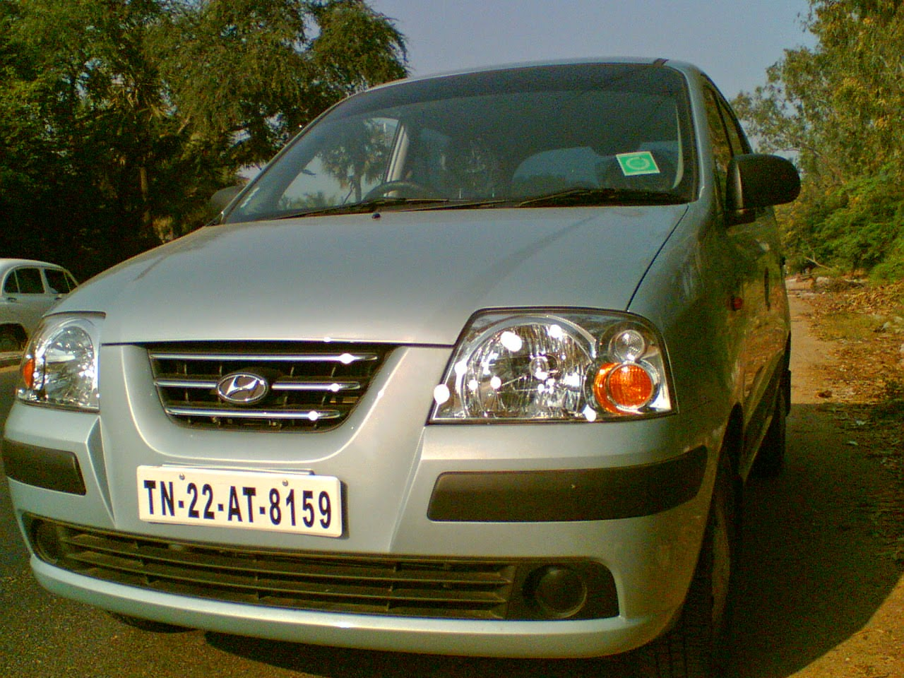 My First Car - The Santro XO
