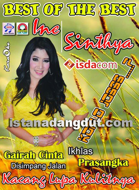 ikhlas, ine sinthya, cover album, monata best of ine sinthya, best of the best, mp3 cover