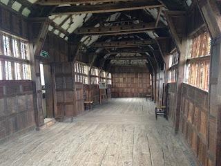 Great Hall Little Moreton