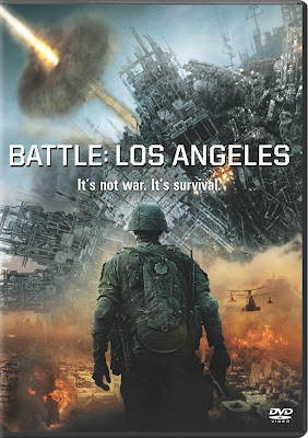 Battle: Los Angeles (2011) Español Latino DVDRip