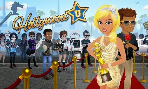 Screenshots of the Hollywood U: Rising stars for Android tablet, phone.