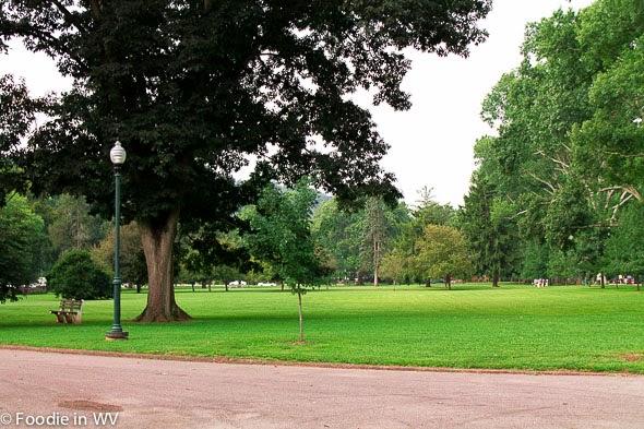 Image of Ritter Park Huntington, WV
