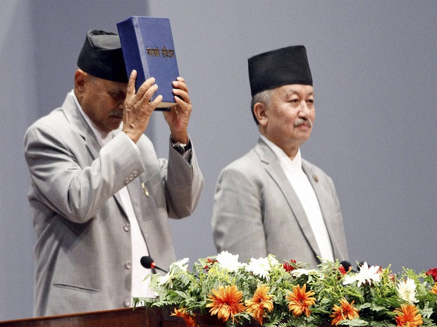 Nepal got New Constitution