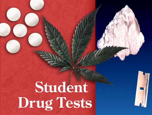 drug testing in high school essay Mandatory drug-testing in schools  where high school students were asked how they'd feel if they were tested for drugs before  national essay contest.