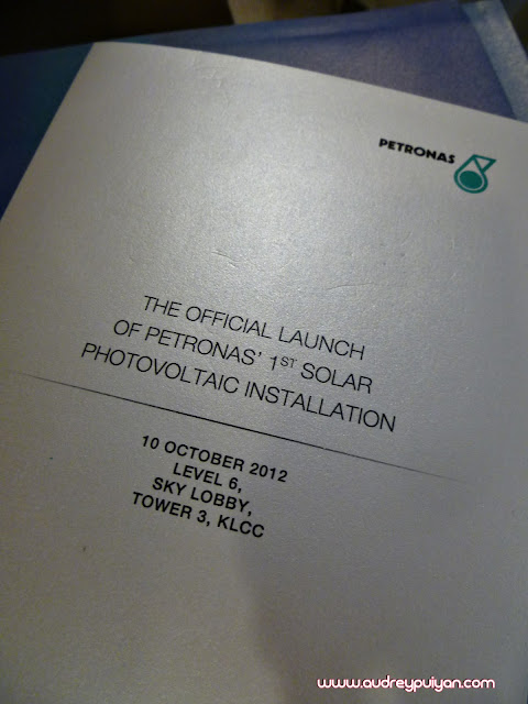 PETRONAS' First Solar PV System Installed On A Premier Shopping Mall Rooftop ( Suria KLCC )