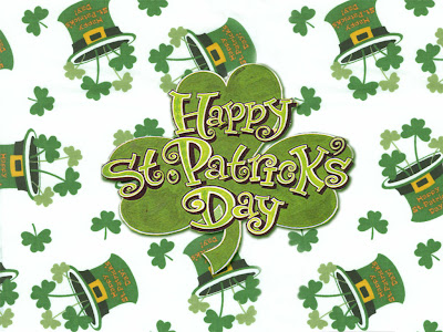 Free Download St. Patrick's Day PowerPoint Background 8