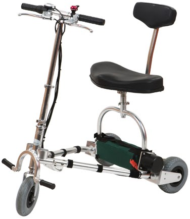 Used electric wheelchairs electric mobility scooters for for Motorized scooters for elderly