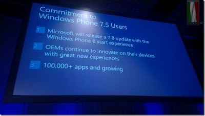 WP7.8 features