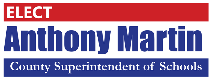 Elect Anthony Martin Tulare County Superintendent