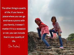 piknik itu penting