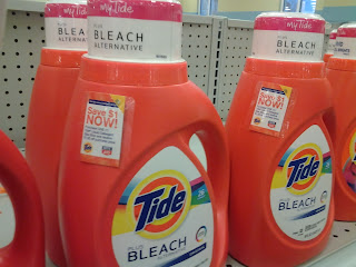 Tide peelie coupons