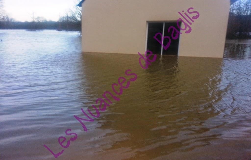inondation bretagne les nuances de baglis