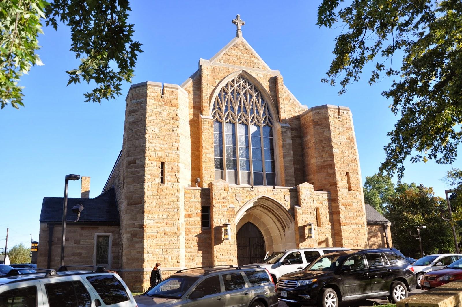 Orbis Catholicus Secundus Modern American Church Architecture