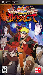 Naruto Shippuden Ultimate Ninja Impact Download game Naruto PPSSPP PSP