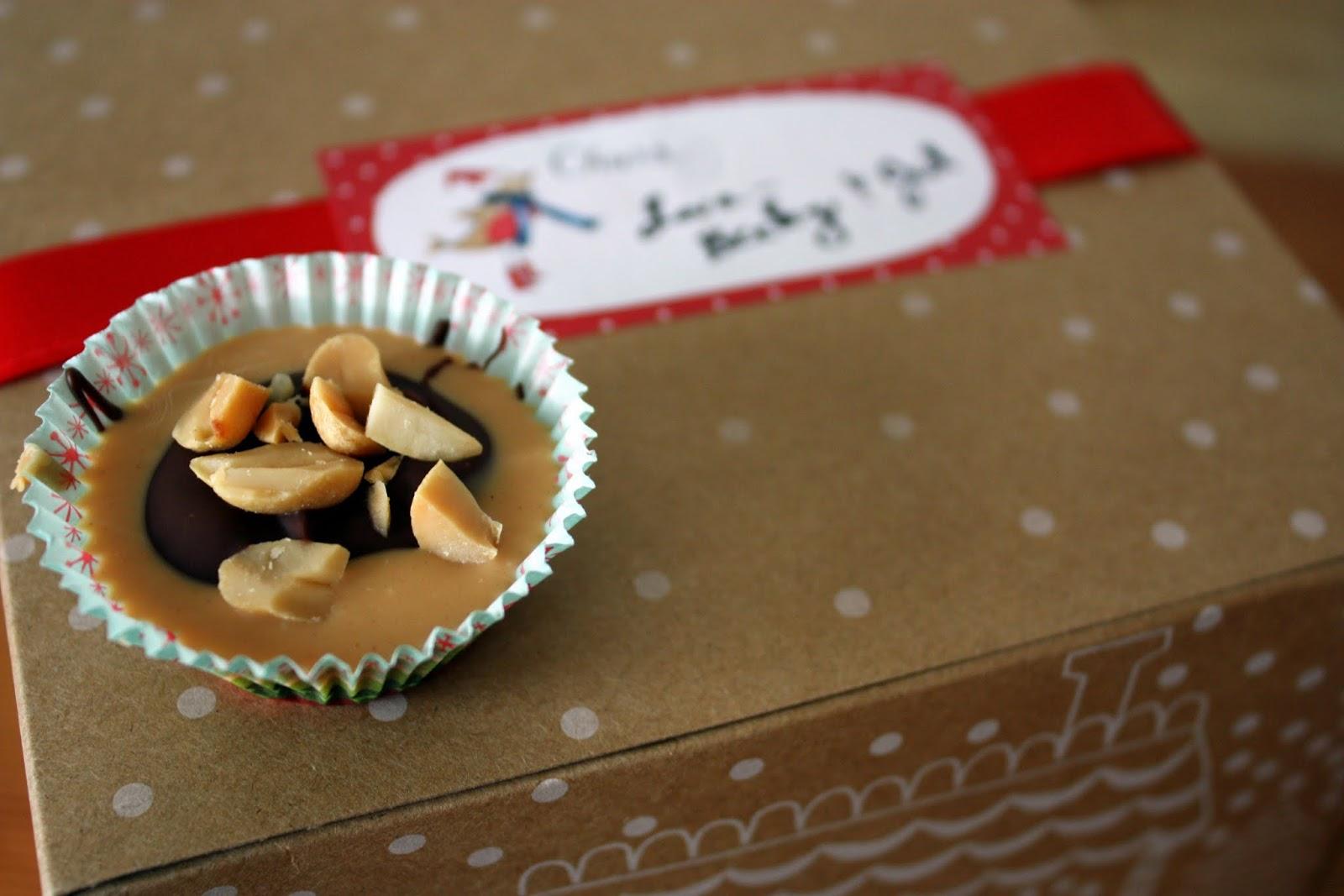 we eat. happy.: semi-sweet chocolate peanut butter cups ...