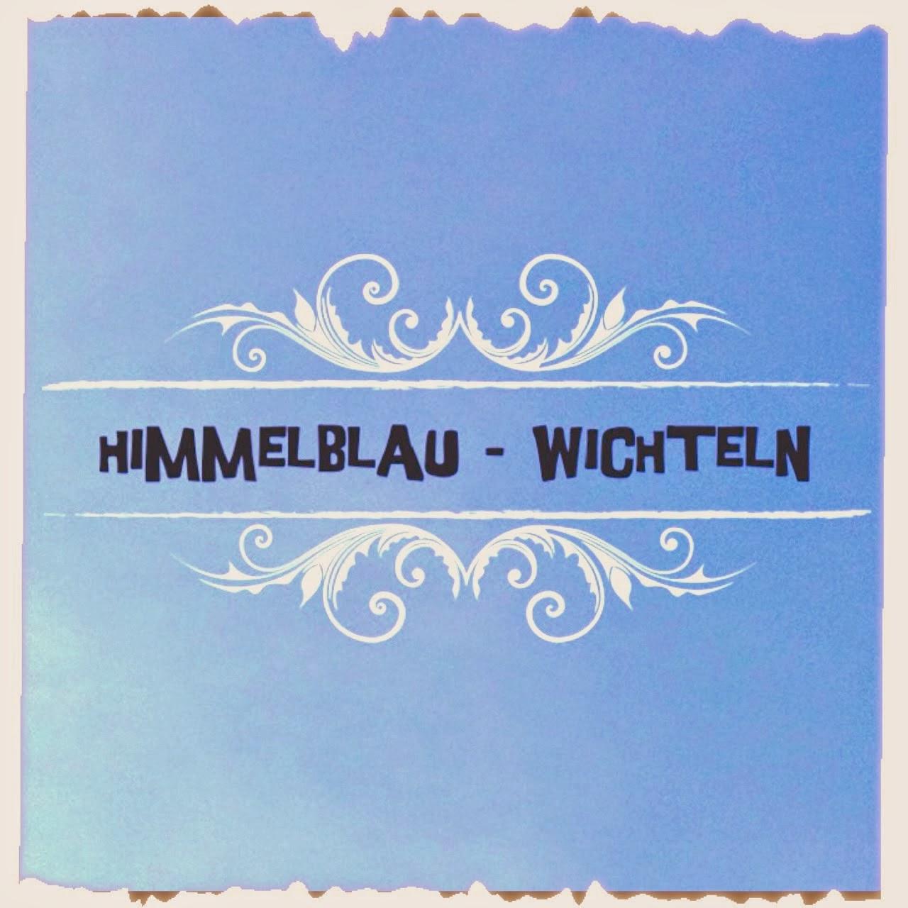 Mein Himmelblau-Wichteln
